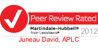 Peer Review Rated 2011